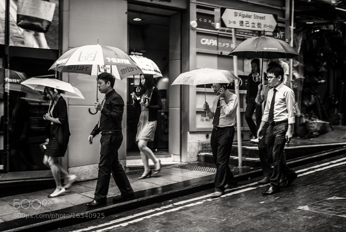 Photograph Umbrellas by Kenneth Chong on 500px