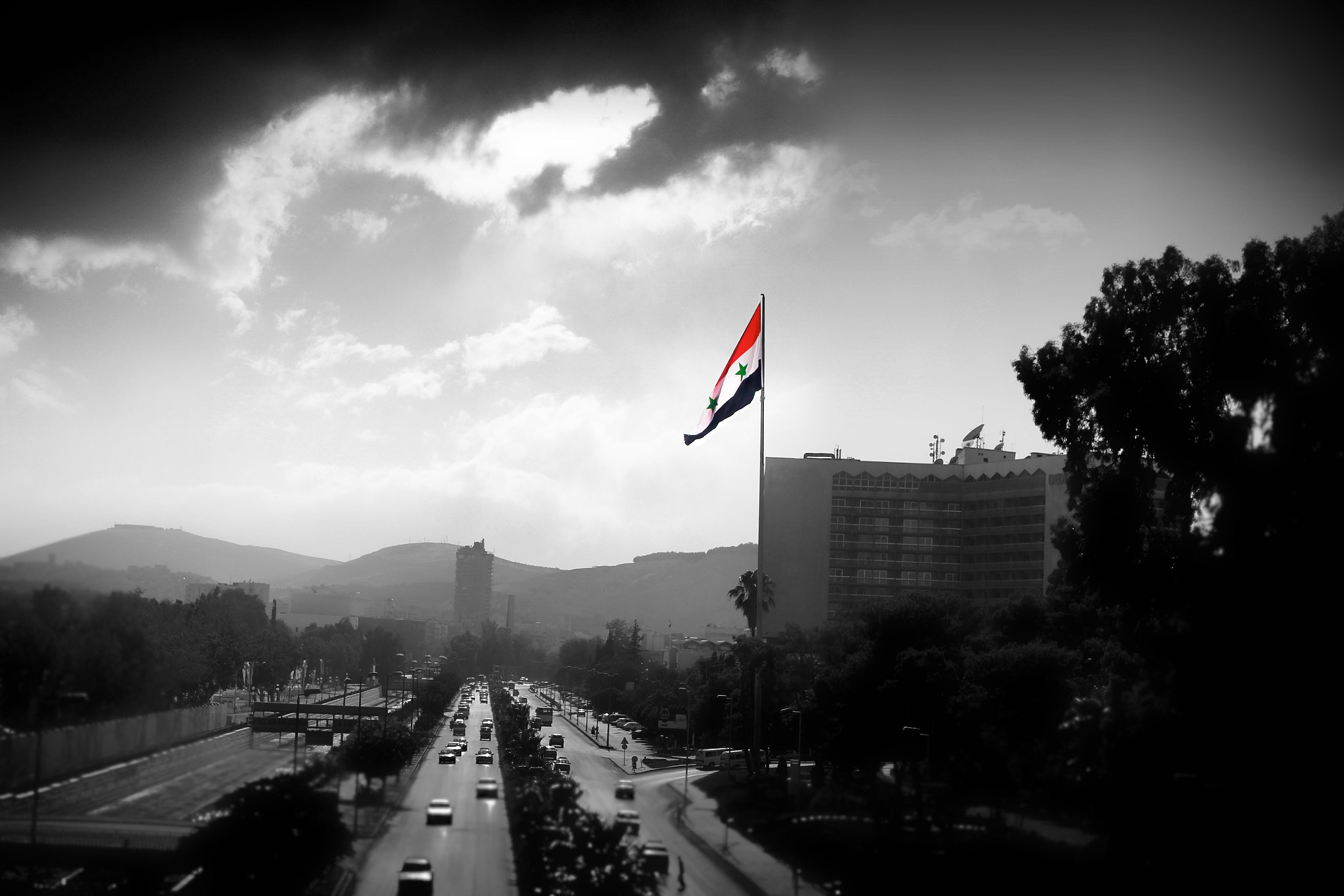 Photograph Damascus City by Abd  Driss on 500px