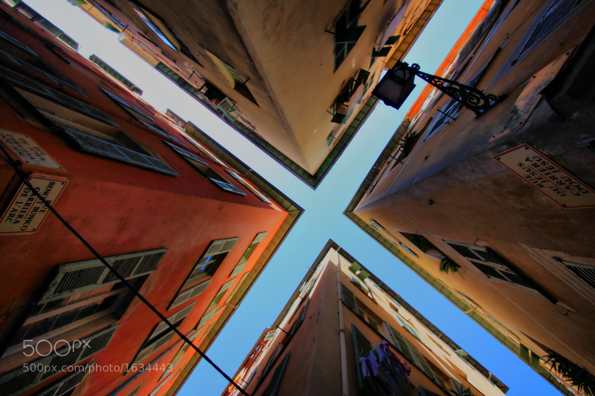 Photograph Cross of Buildings by Bharat Ranjan on 500px