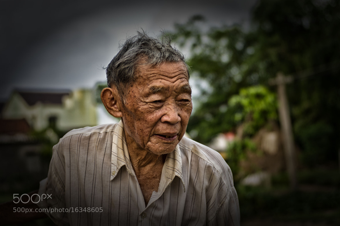Photograph 102 years old by Luca Febbraio on 500px