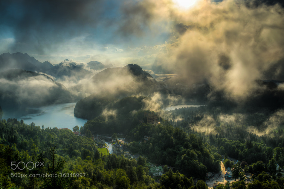 Photograph Fog, Steam, Sun by PhotonPhotography -Viktor Lakics on 500px