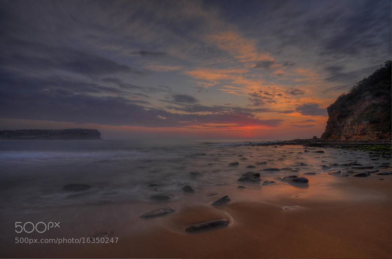Photograph Coastal Sunrise. by Warren Patten on 500px