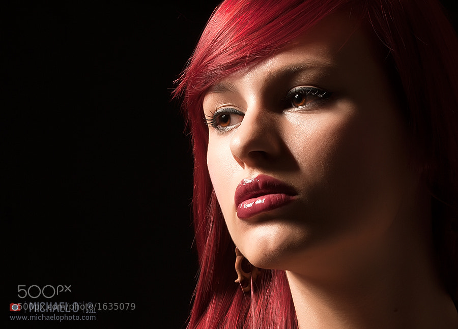 Photograph Diana Head Shoot by Michael Oprescu on 500px
