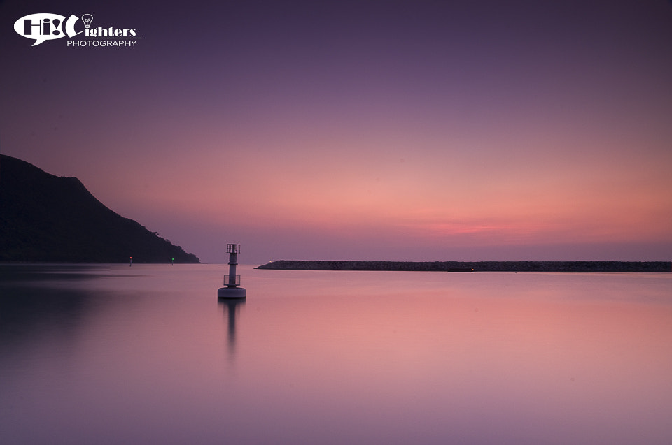 Photograph Silent Sunset - Listen To The Sea by Ryan Li on 500px