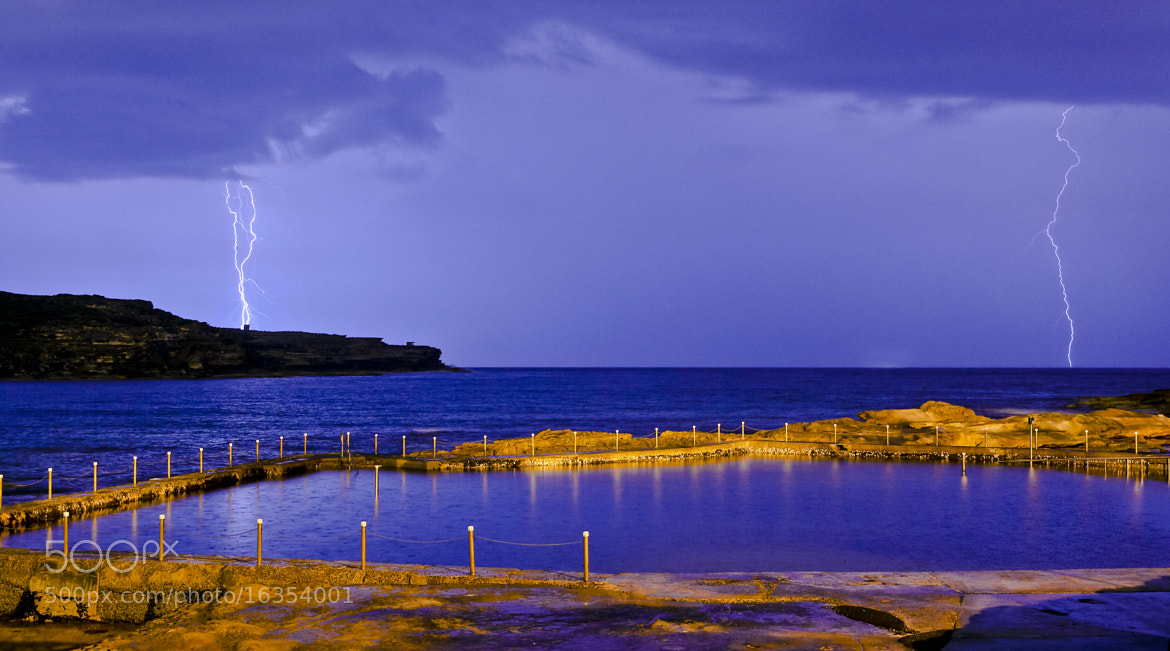Photograph Storm over Malabar Pool by David Psaila on 500px