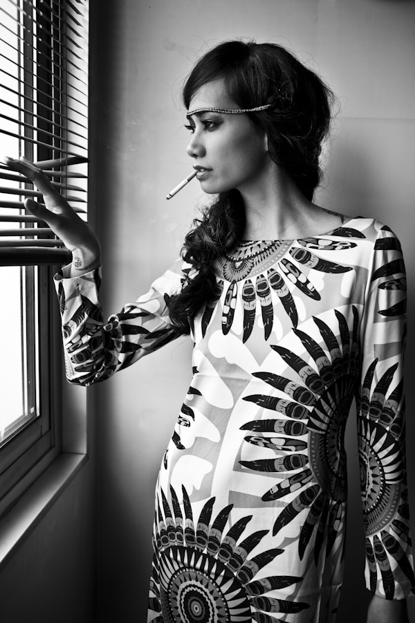 Photograph Smoking at the window by Olivier Gachassin on 500px