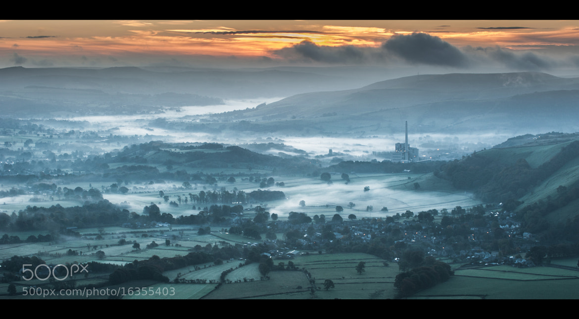Photograph Hope Valley by WilsonAxpe /  Scott Wilson on 500px