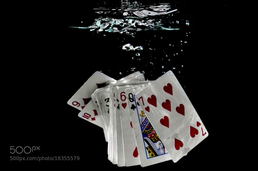 Photograph Playing cards by Christian Merk on 500px