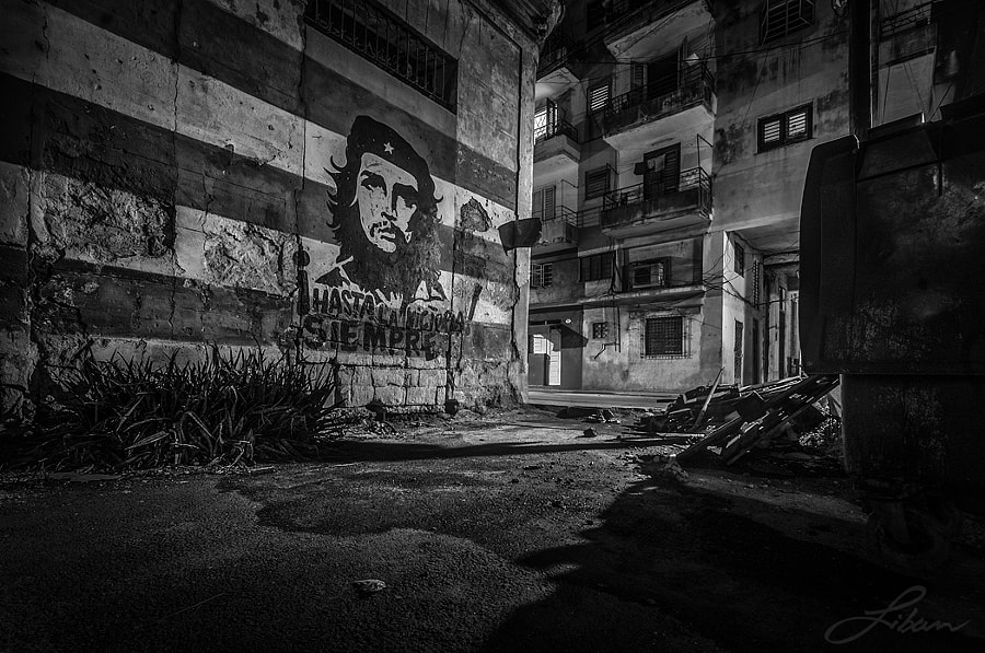 Comandante by Liban Yusuf B&W on 500px.com