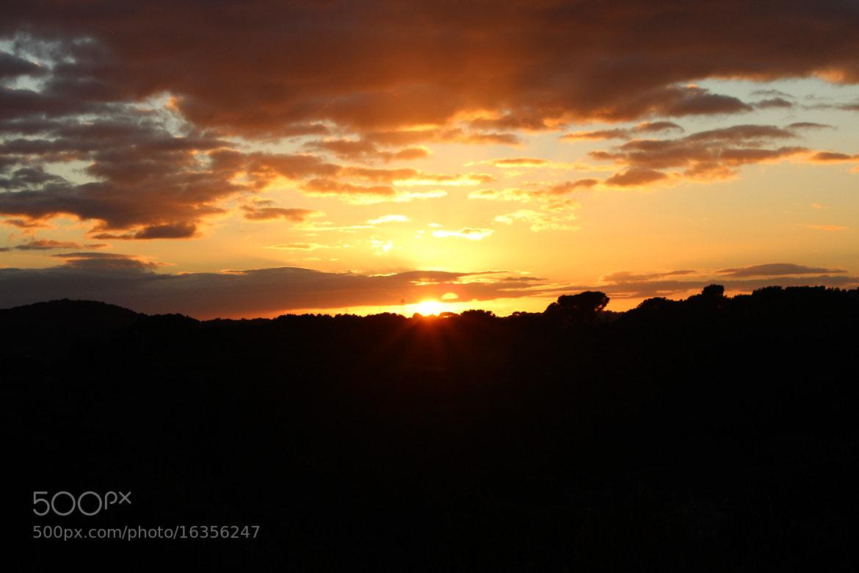 Photograph sunset by Júlia Dubois on 500px