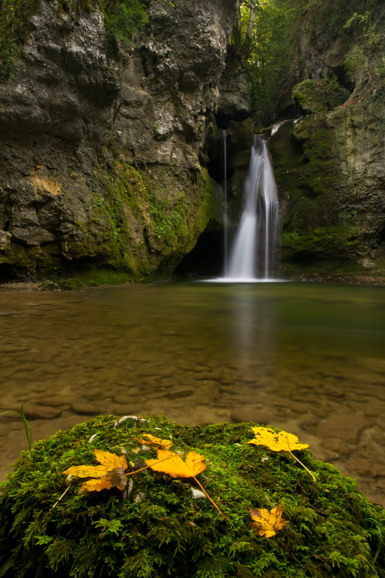 Photograph Tine de Conflens by Charles DELEPINE on 500px