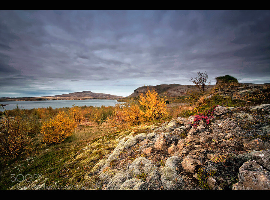 Photograph Icelandic Autumn by Þorsteinn H Ingibergsson on 500px