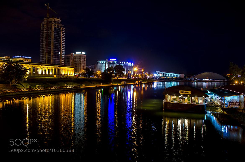 Photograph Nemiga by Dima Korostik on 500px
