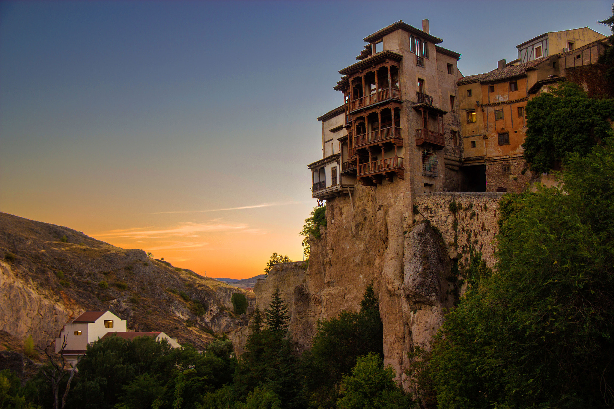 Photograph Cuenca sunset by Carlos Luque on 500px