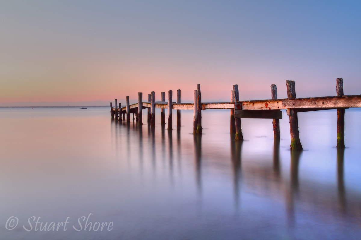 Photograph The Jetty by Stuart Shore on 500px