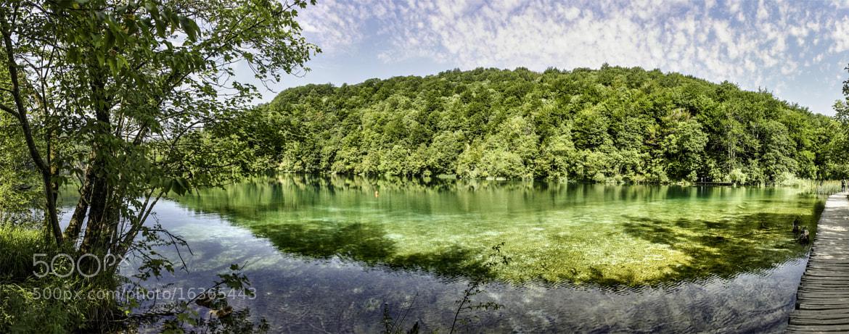 Photograph Lagos de Plitvice by Jesús Sánchez Ibáñez on 500px