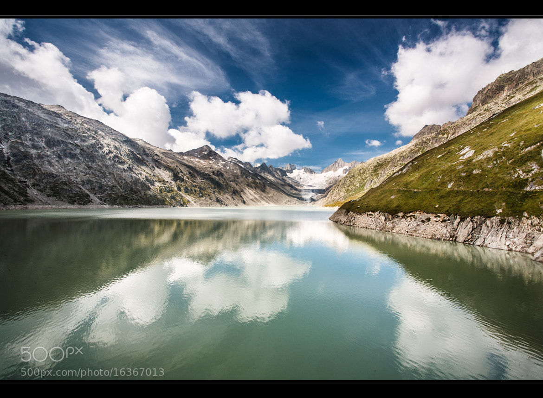 Photograph Oberaar Glacier by Roger Uceda Molera on 500px