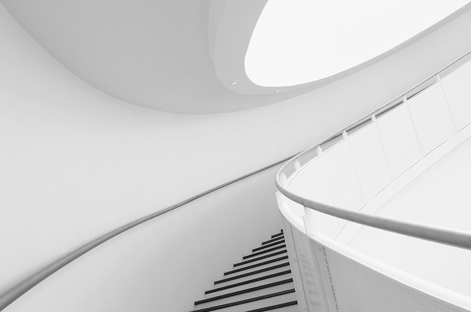 Photograph Simple curves by Dan Clausen Hansen on 500px