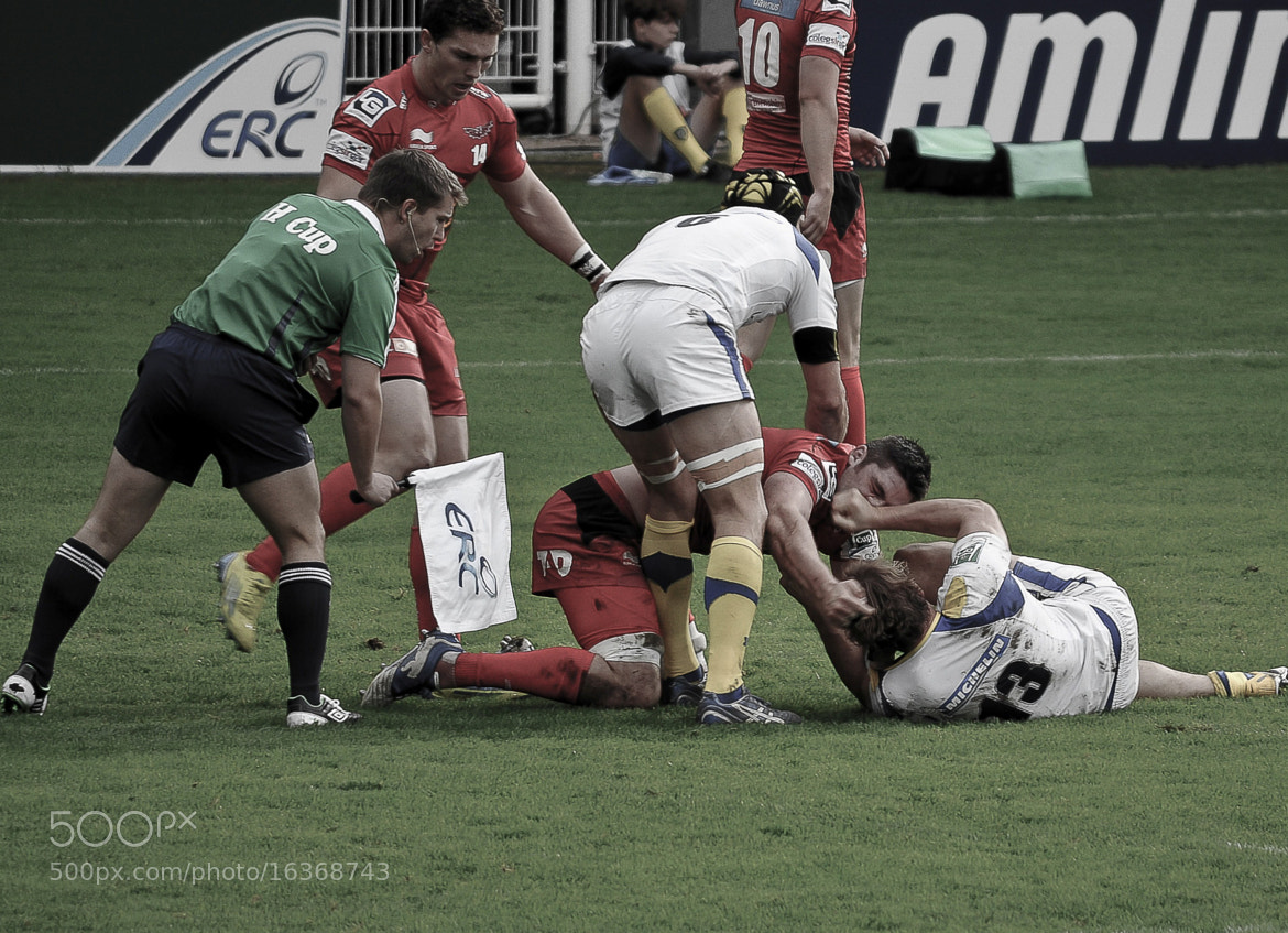 Photograph Rugby by Nicolas CROS on 500px