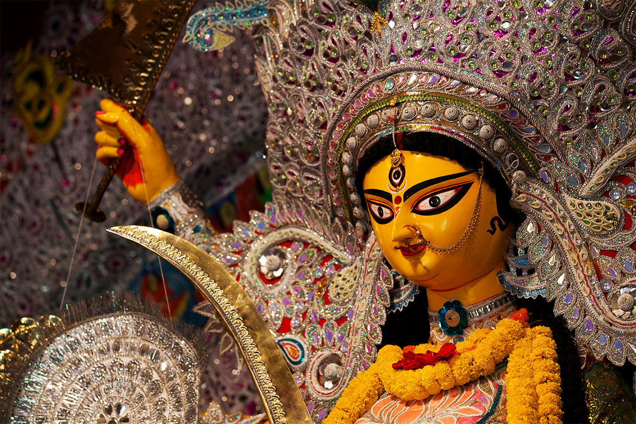 Photograph Durga by shutterboy on 500px