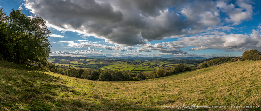 Photograph VALE OF USK by COLIN MOLYNEUX on 500px