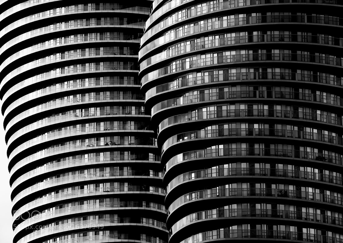Photograph Absolute Towers  by Roland Shainidze on 500px