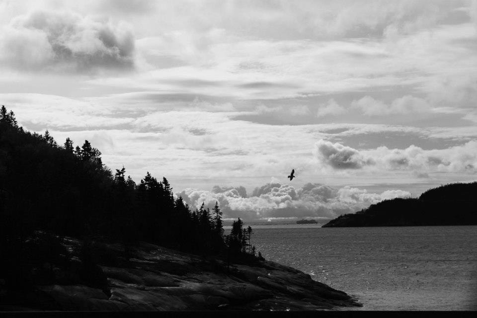 Photograph At Tadoussac by Mélodie Richard on 500px