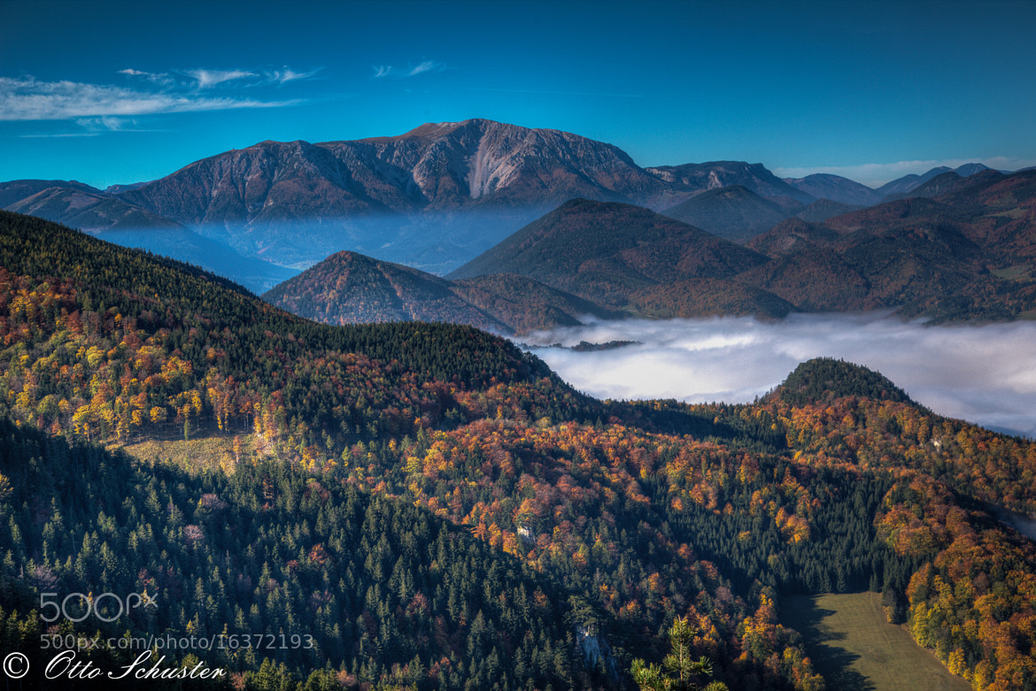 Photograph Austrian Indian Summer in the Mountains by Otto Schuster on 500px
