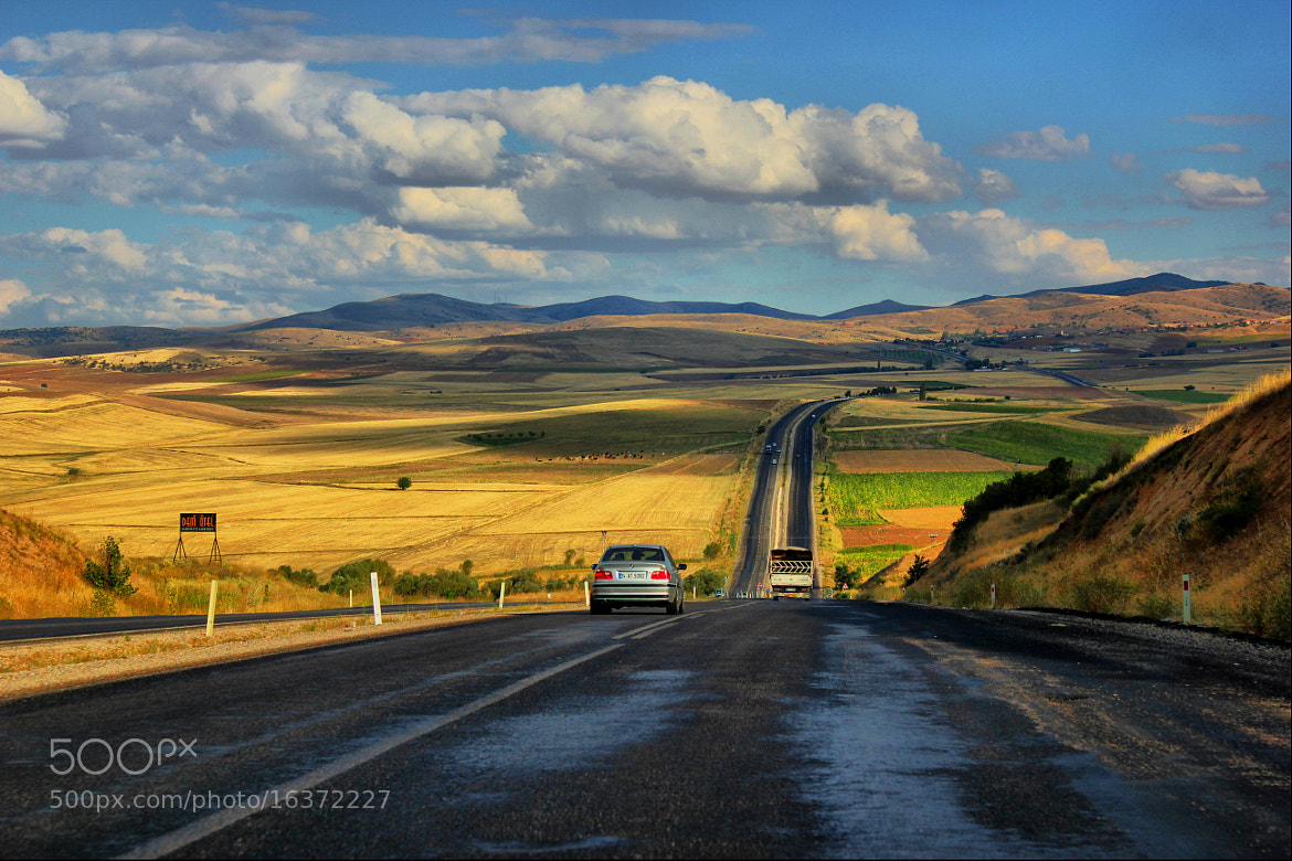 Photograph Anatolian Steppes by zen free on 500px