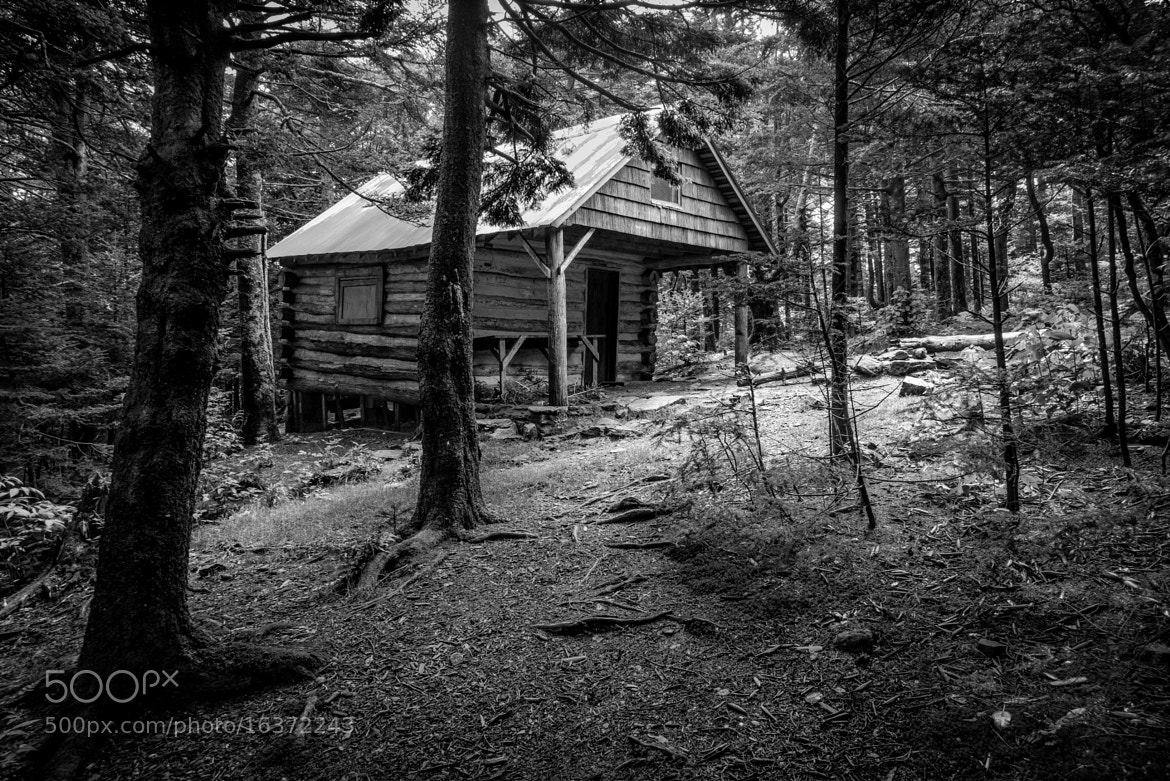 Photograph Roan High Knob Shelter by Greg Padgett on 500px