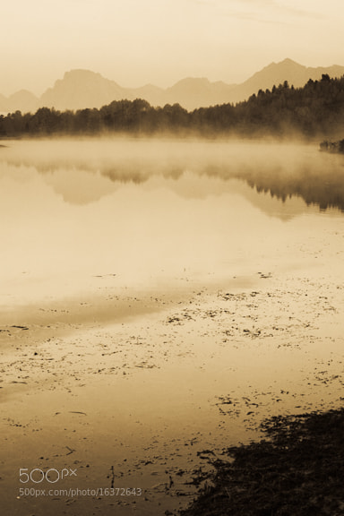 Photograph Low Water - Oxbow by Jack Booth on 500px