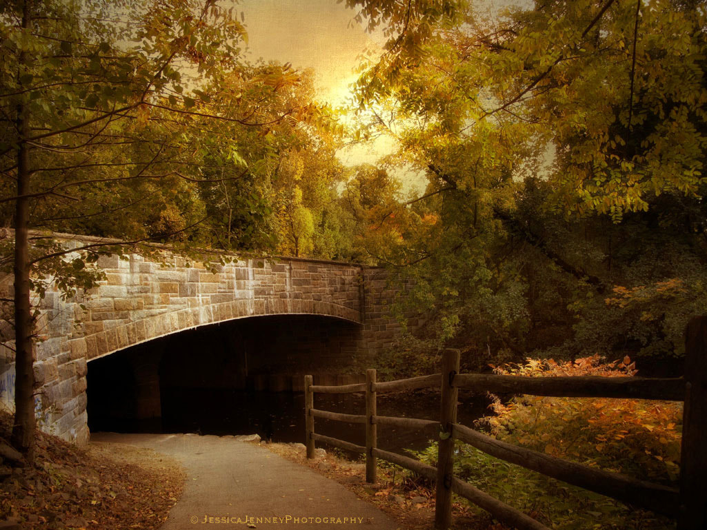 Photograph Country Bridge by Jessica Jenney on 500px