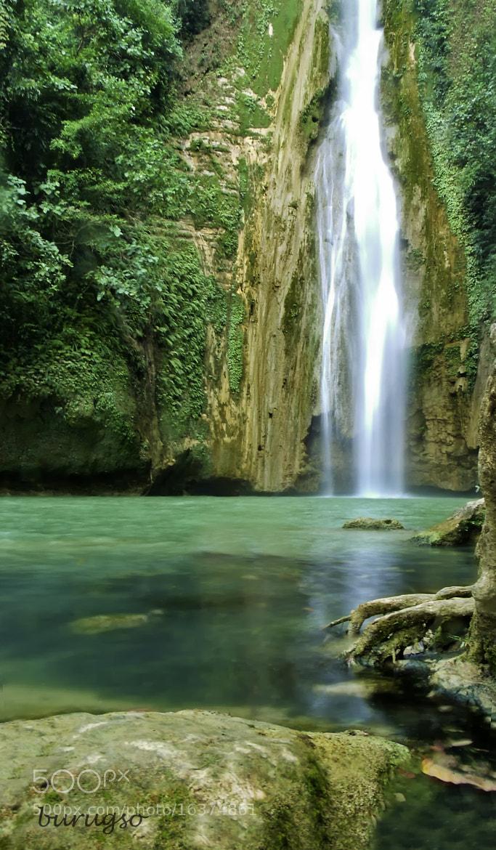 Photograph Mantayupan Falls by Burugso Gallardo on 500px