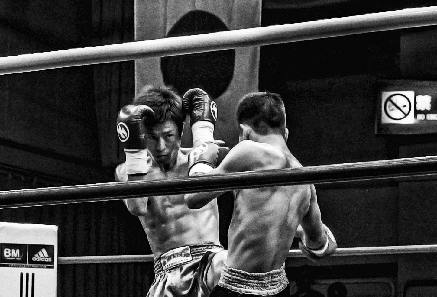 Photograph In the Ring 1 by Mario Acevedo on 500px