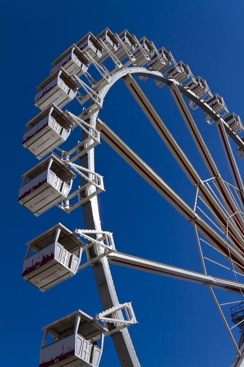 Photograph The Big Wheel by Marco Wahl on 500px