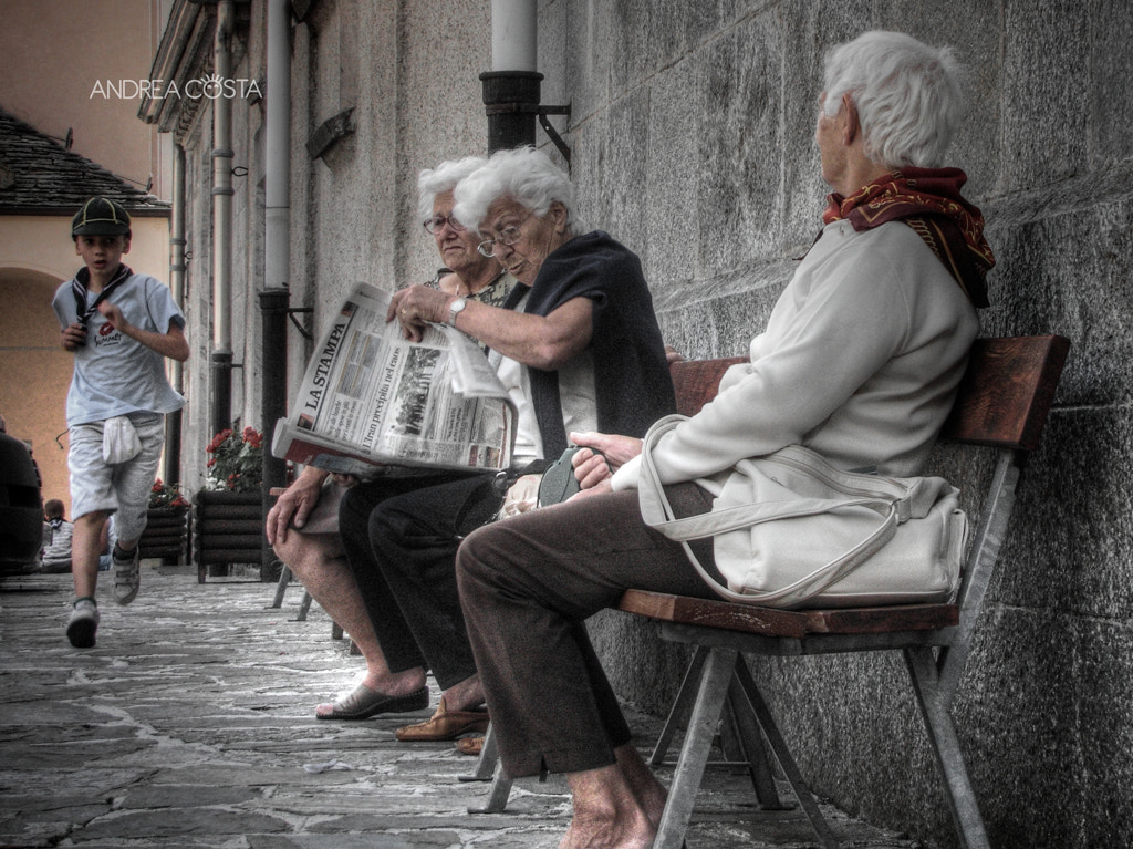 Photograph Generations by Andrea Costa on 500px