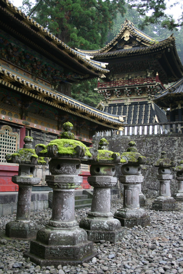 Photograph Shrines/temples in Nikko by Michal Koziuk on 500px