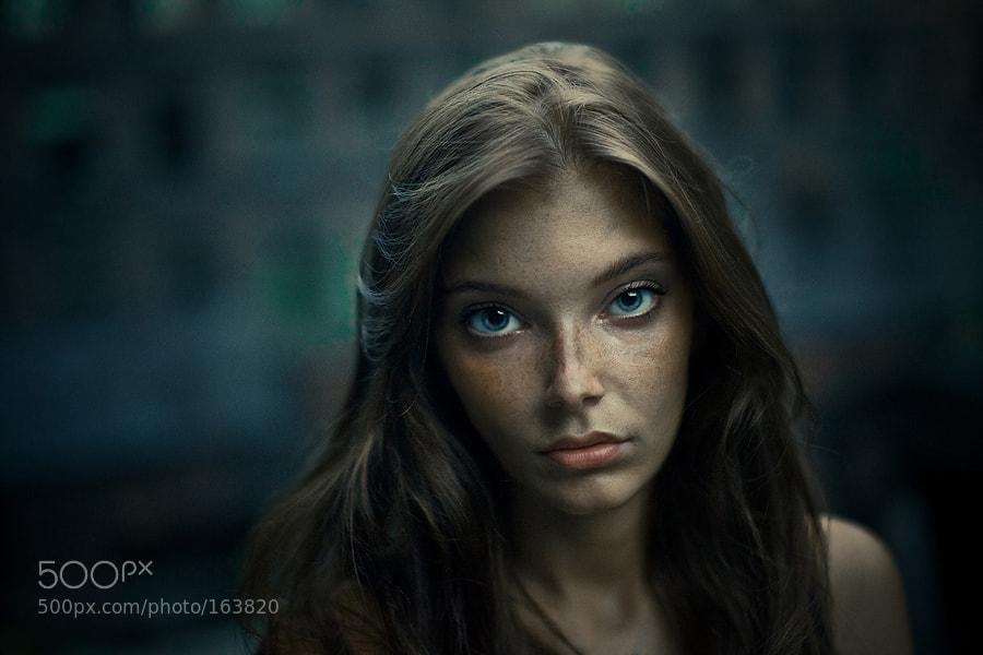 Photograph Ann by alexander kan on 500px