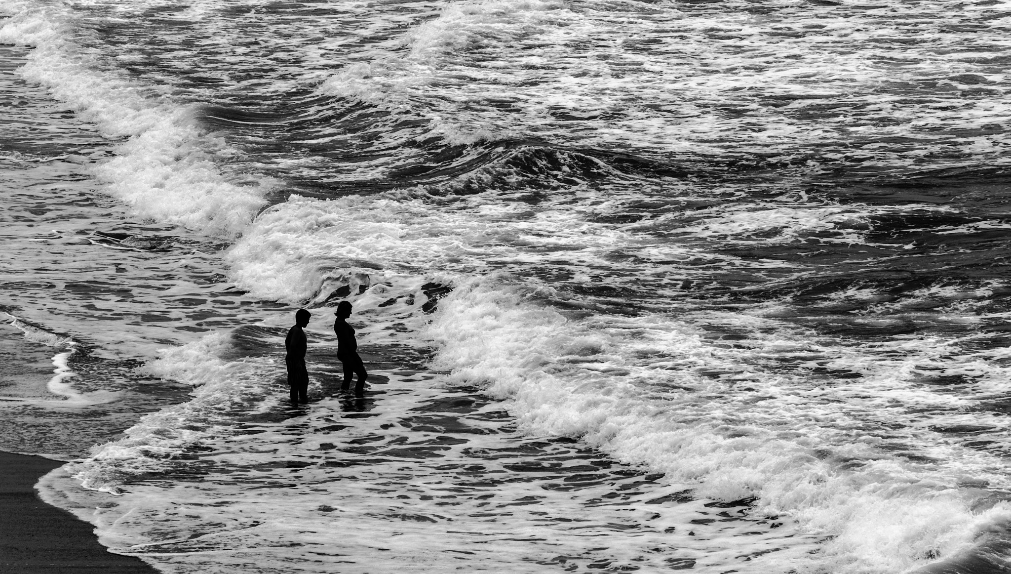 Photograph Swimming in the Ocean by Enrico Maria Crisostomo on 500px