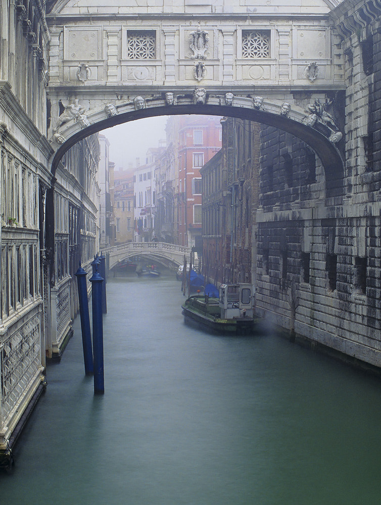 Photograph Bridge Of Sighs by Ian Cameron on 500px