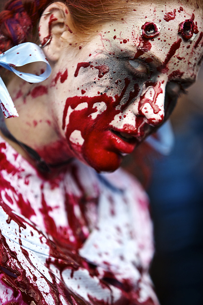 Photograph Zombie by Fikret Onal on 500px