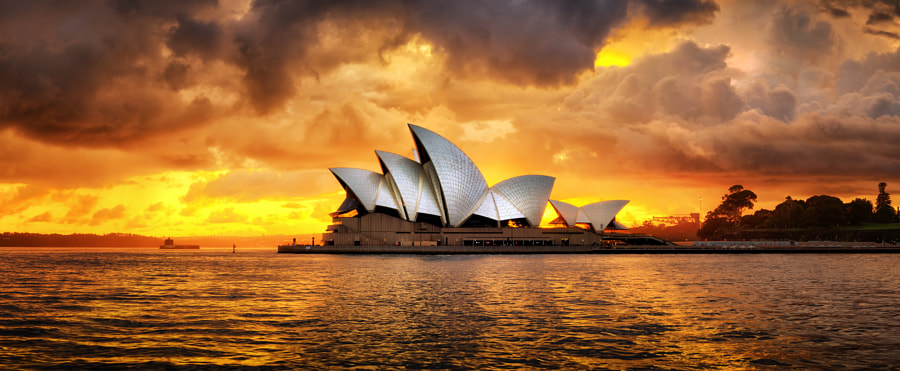 Opera Inferno by Timothy Poulton on 500px.com