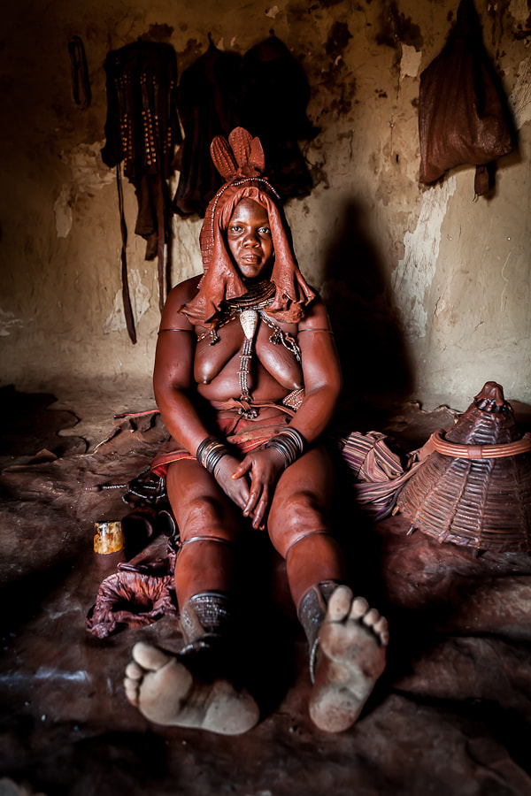Photograph Himba by Jorge Mambrilla on 500px