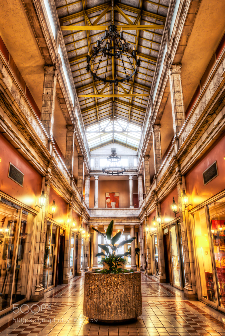 Photograph Arcade Mall 2 by David Baker on 500px