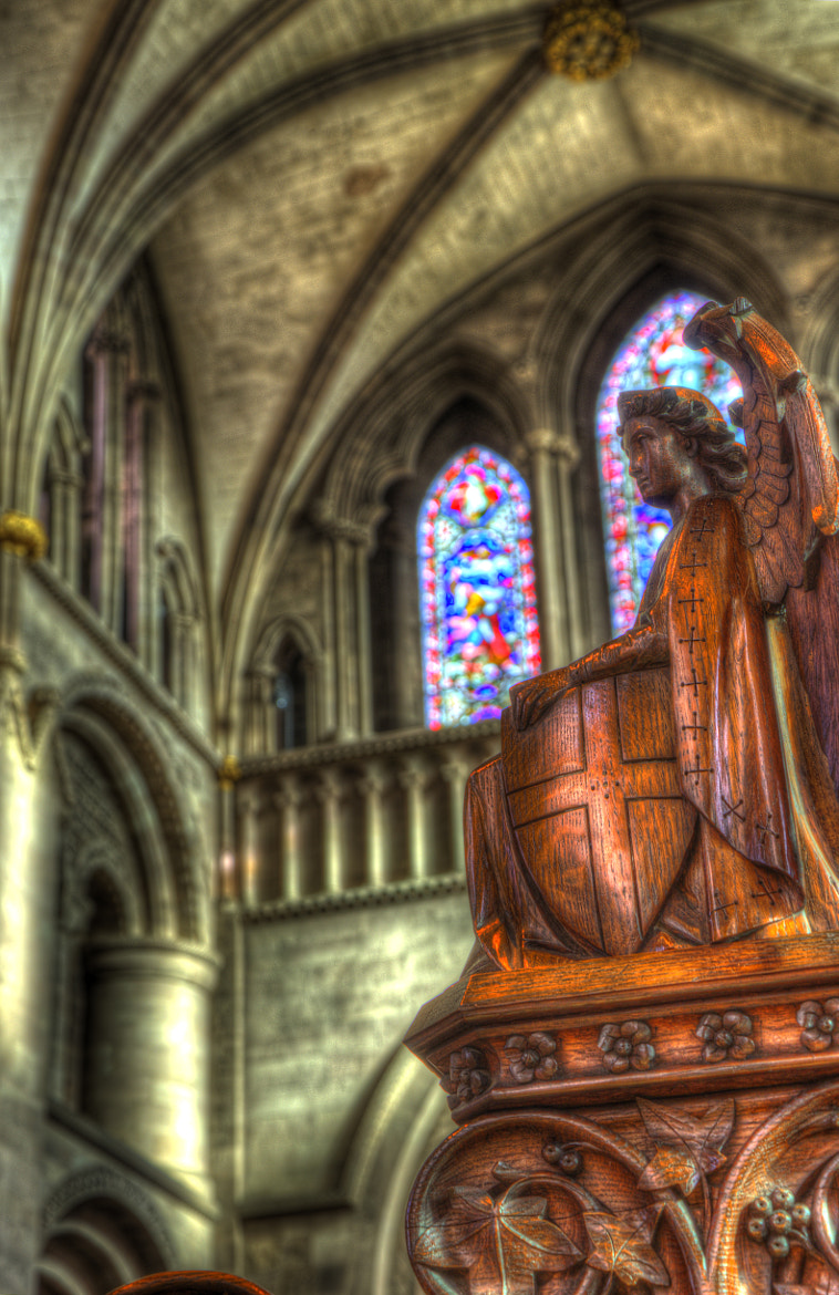 Photograph Hereford Cathedral - 6 by James Vowles on 500px