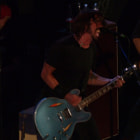 Постер, плакат: Dave Grohl of the Foo Fighters performs at The Metro