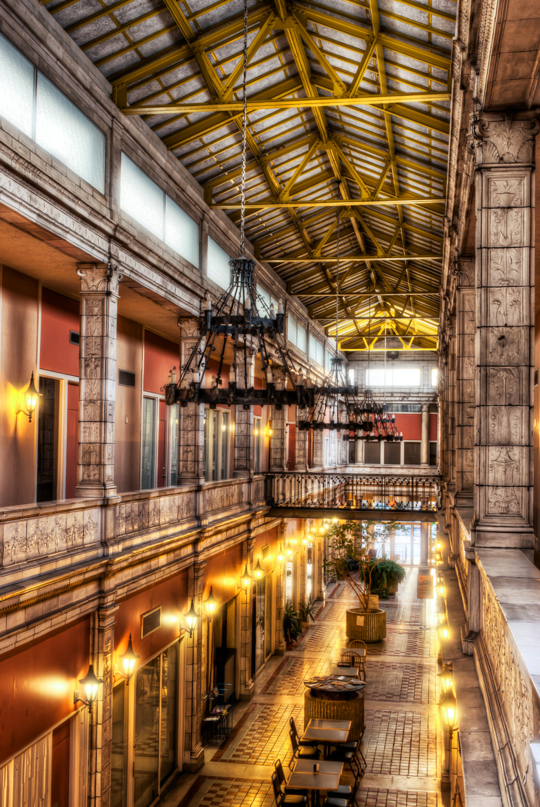 Photograph Arcade Mall 1 by David Baker on 500px