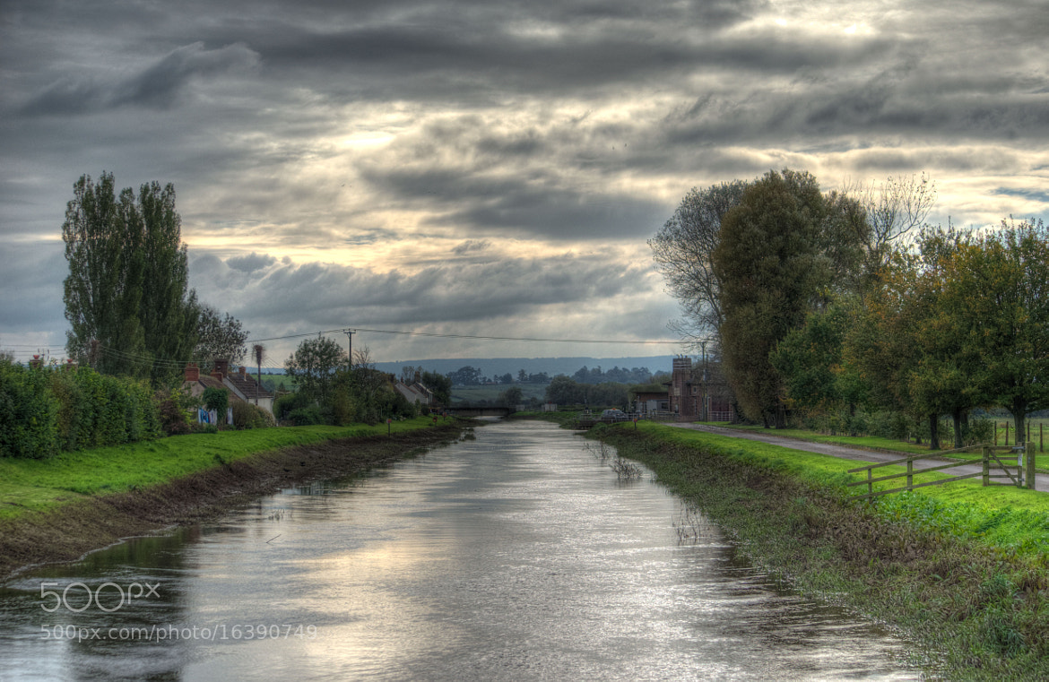 Photograph River Parrett by Lord Parker on 500px