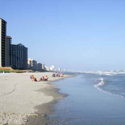 Myrtle Beach, Ocean Creek, Nikon COOLPIX S51