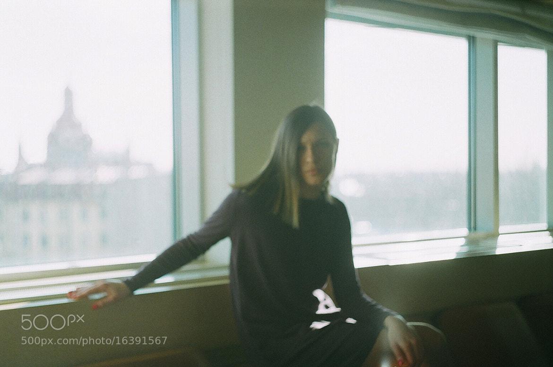 Photograph Olga by Tanya Momotova on 500px
